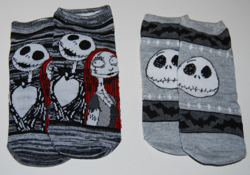 Nightmare before christmas 12 days of socks 5