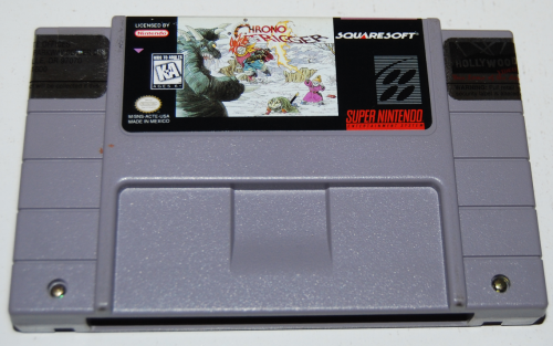 Snes chronotrigger