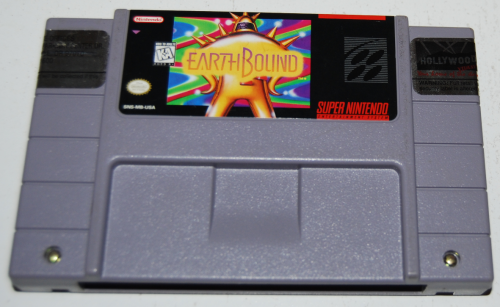 Snes earthbound