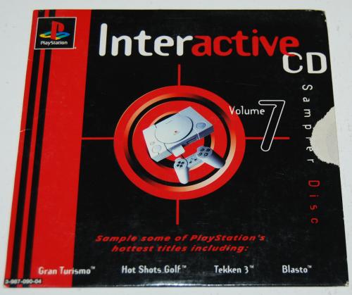 Ps sampler disc