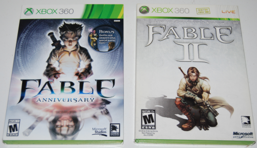Xbox fable games