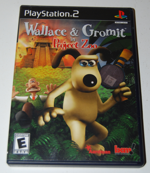 Ps2 wallace & gromit