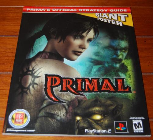 Primal game guide
