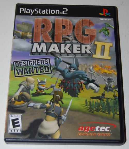Ps2 rpg maker 2
