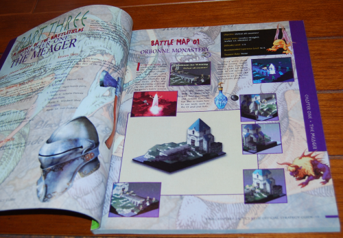 Final fantasy tactics guide 1