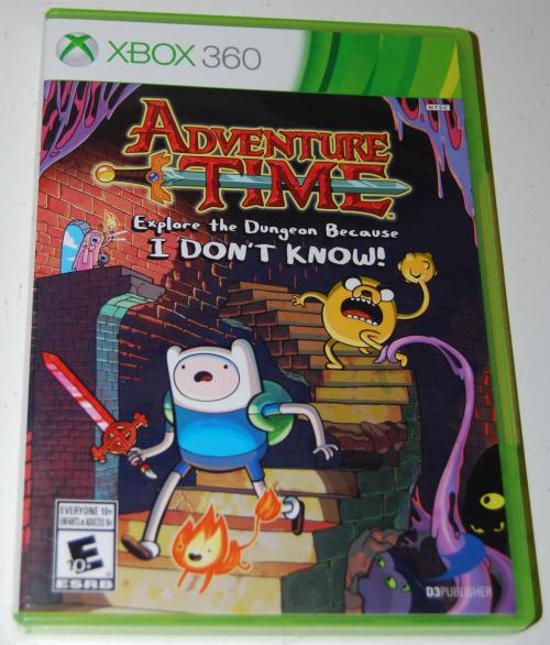 Xbox adventure time