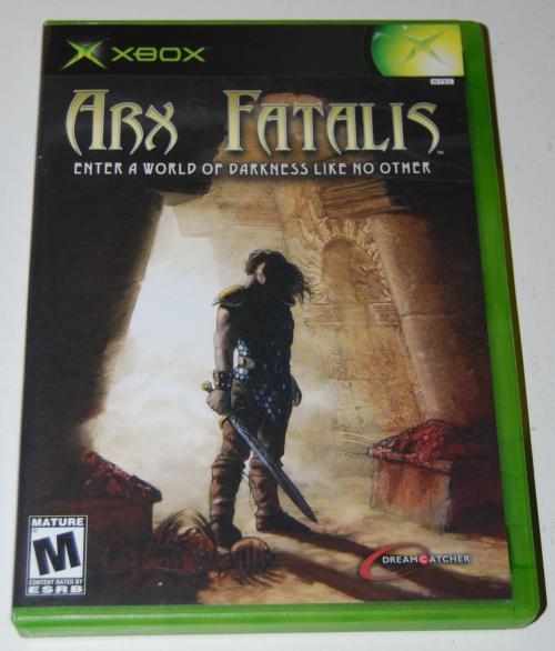 Xbox arx fatalis