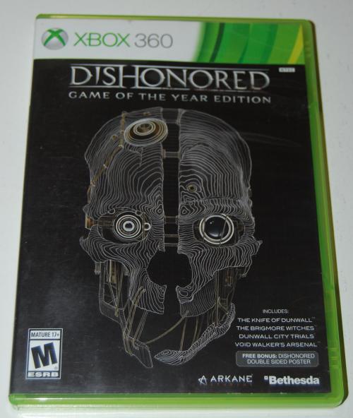 Xbox dishonored