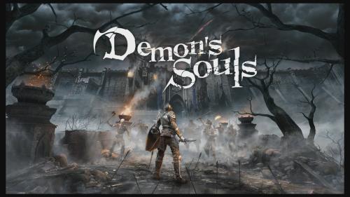 Demon's souls - 1