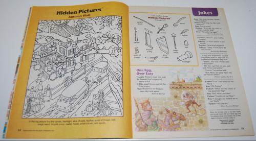 Highlights children nov 2001 4