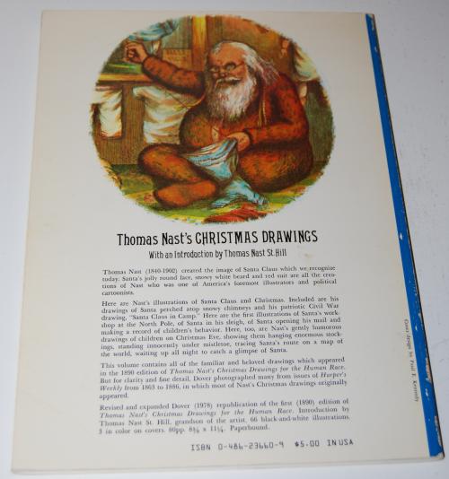 Thomas nast christmas drawings x