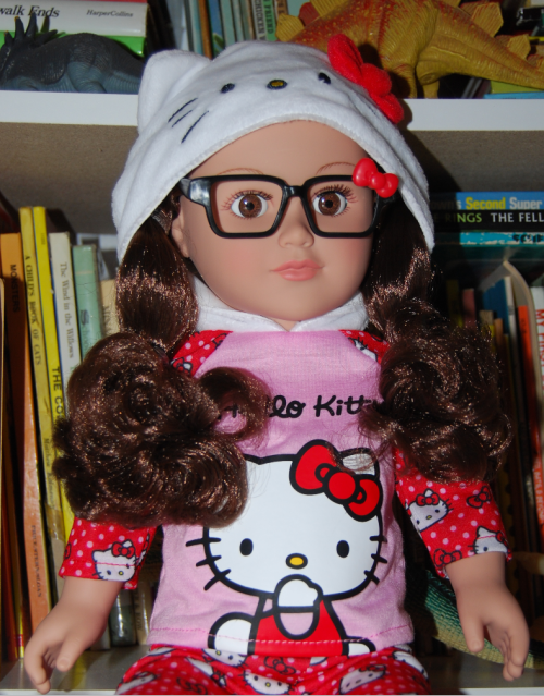 My life hello kitty doll 12
