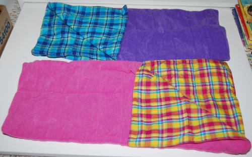 My life doll sleeping bags