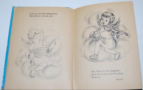 Prayers story hour book vintage 9