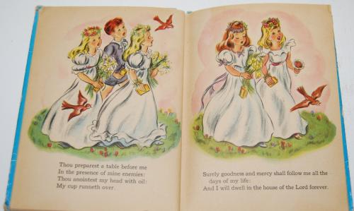 Prayers story hour book vintage 14