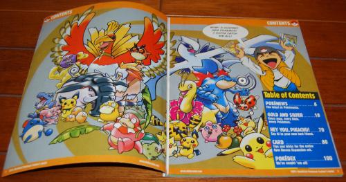 Pokemon trainer's guide 1