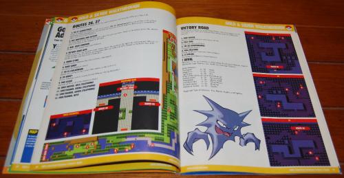 Pokemon trainer's guide 3