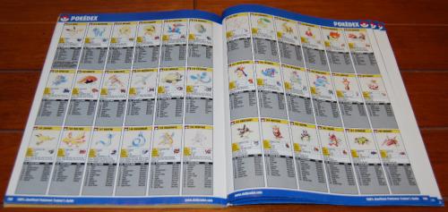 Pokemon trainer's guide 7