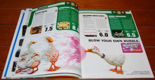 Pocket games magazine 4
