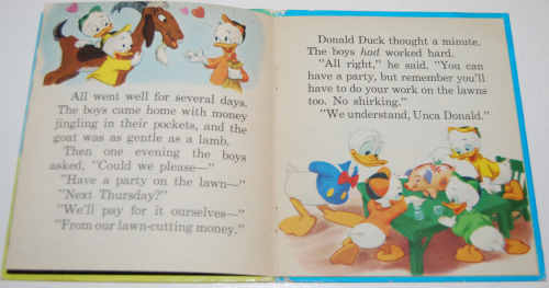 Donald duck's lucky day 4