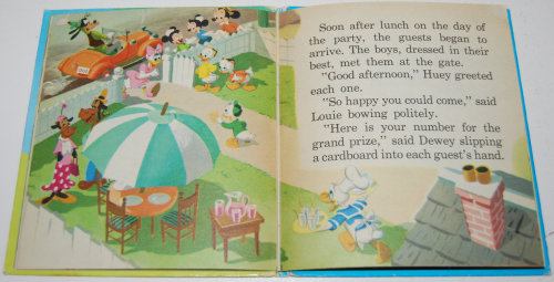 Donald duck's lucky day 9