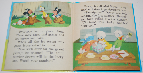 Donald duck's lucky day 10