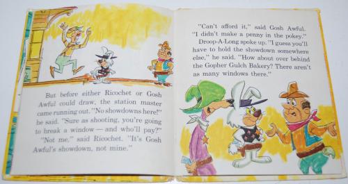 Ricochet rabbit book 5