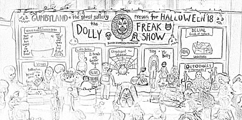 Dolly freakshow