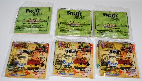 Carls jr fruit ninja 1
