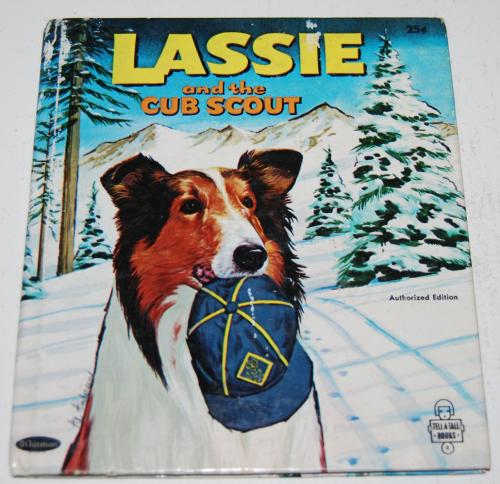 Lassie & the cub scout