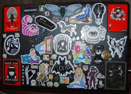 New laptop x