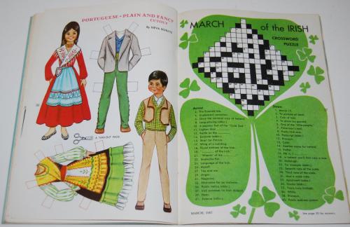 Golden magazine march 1967 5