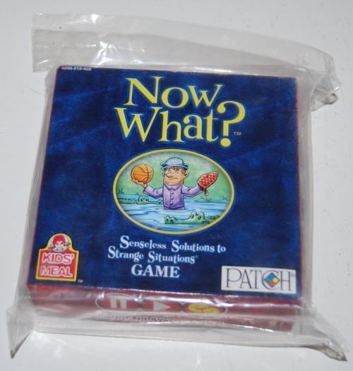 Wendy's kids meal games 8