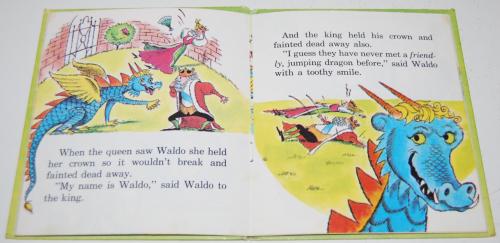 Waldo the jumping dragon 6