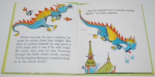 Waldo the jumping dragon 10