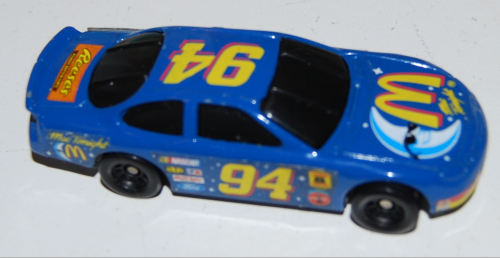 Happy meal toy hot wheels 3