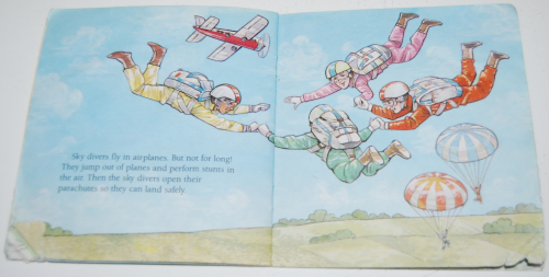 Airplanes book 5