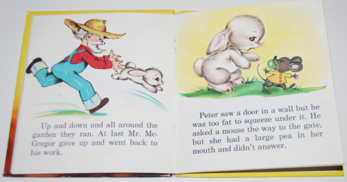 Whitman peter rabbit book 5