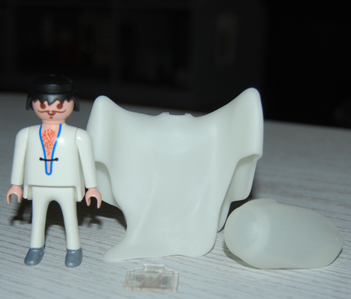 Playmobil scooby doo ghost