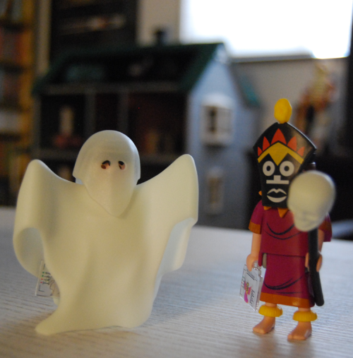 Playmobil scooby doo ghosts