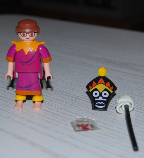 Playmobil scooby doo witch doctor