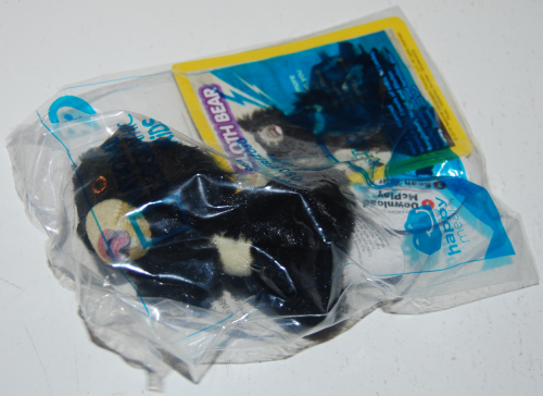 Happy meal toy nat geo 1