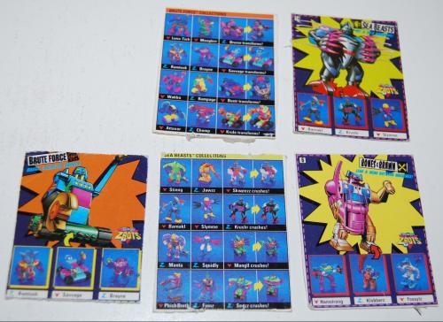 Zbots cards