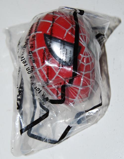 Carls jr spiderman 1