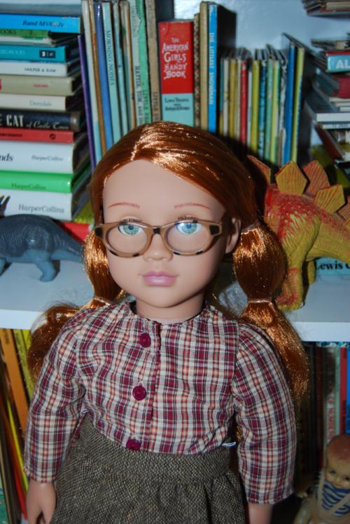 Our generation schoolgirl doll