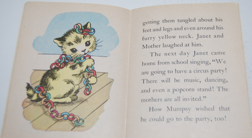 Mumpsy goes to kindergarden 3