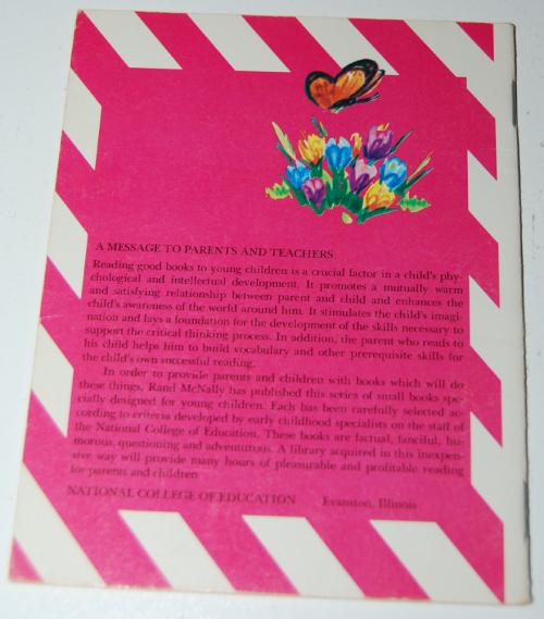 Mumpsy goes to kindergarden book