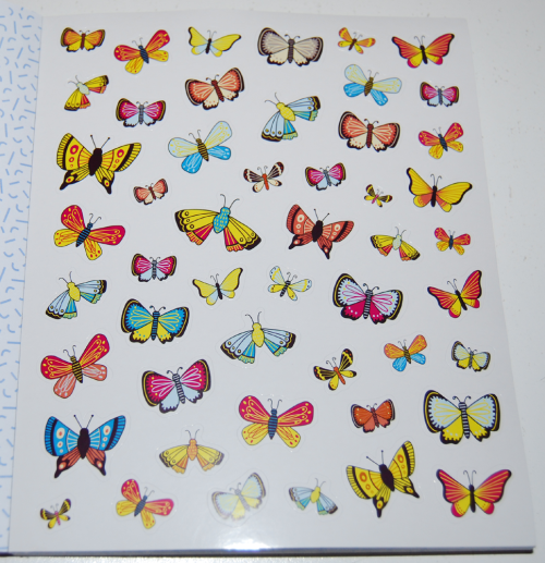 So many stickers book 3