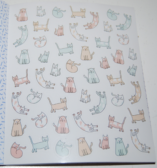 So many stickers book 5