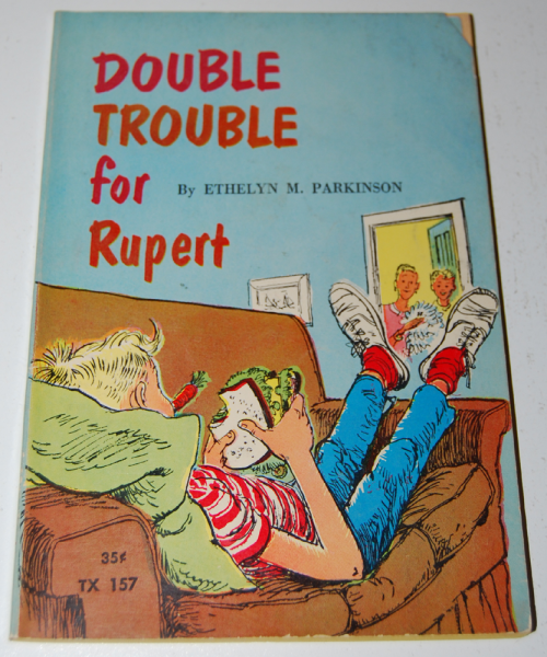 Double trouble for rupert